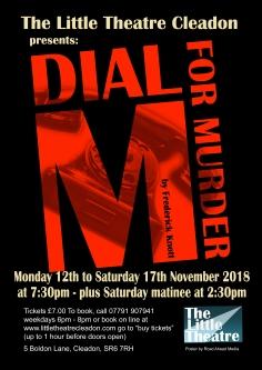 poster dial m