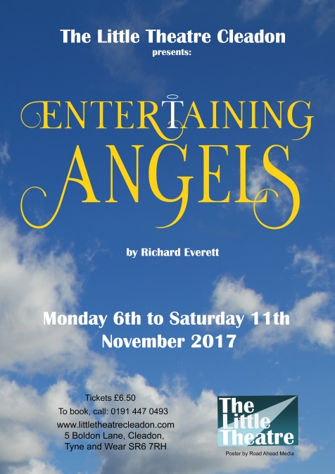 poster entertaining angels