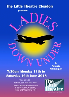 poster ladies down under