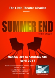 poster summer end